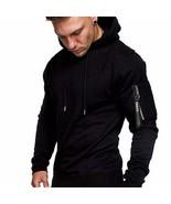 Fashion Camouflage Sweatshirts Fleece Long Sleeve Hooded Turtleneck Sweater - $26.35