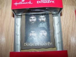 Hallmark Duck Dynasty Christmas Holiday Ornament New Faith Family Facial... - $13.00