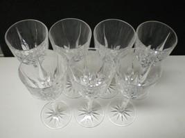 """8 Mikasa Apollo 7 5/8"""" Wine Stems~~~Rare Ones~W Labels - $99.95"""