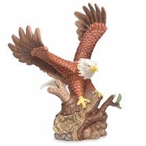 Lenox American Bald Eagle Bird Figurine Patriot... - $85.14