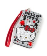 Hello Kitty Bling Smartphone Wristlet Glittery, Crystals, iPhone Case - NEW - $22.99