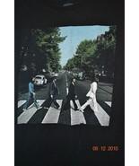 The Beatles T-Shirt Paul McCartney John Lennon Abbey Road Sz. Small - $17.69