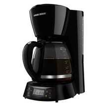 Black & Decker 12-cup Programmable Coffee Maker - NIB - $35.39