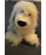 Disney Promotional Products The Little Mermaid Dog Max Stuffed Plush Fuz... - $29.49
