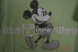 Disney Walt Disney World Mickey Mouse T-Shirt Size Medium  - $17.69
