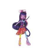My Little Pony Rainbow Rocks Neon Equestria Dolls Twilight Sparkle Hasbr... - $17.69