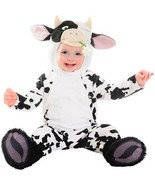 Cutie Cow Infant Halloween Costume Size 0-6  months Dress Up NEW - $17.99