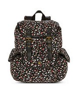Olsenboye Floral Disty Print Backpack School Book Bag - NWT - $53.09