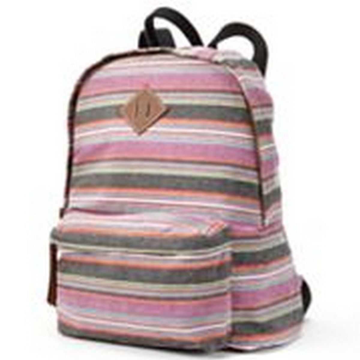 Candie's Striped Backpack Women's Girl's - NWT