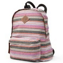 Candie's Striped Backpack Women's Girl's - NWT - $47.59