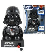 STAR WARS DARTH VADER  Collectible Talking Light Up GUMBALL Dispenser SO... - $15.46