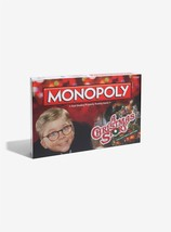 A Christmas Story Collector's Edition Monopoly Board Game - $39.59