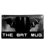 THE BAT MUG Ceramic Bat-Wing Handles Microwave Safe Batman Coffee Tea Mu... - $40.31