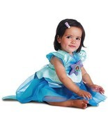 Disney Ariel The Little Mermaid Toddler Dress Girl's Halloween Costume 2... - $31.84 CAD