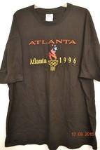Atlanta 1996 Olympics T-Shirt 100th Anniversary Embroidered Size XXL XX ... - $26.87