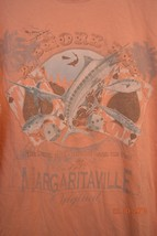 "Margaritaville Original T-Shirt ""A Shore Bet"" Fish Fishing Size Large - $26.87"
