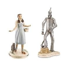 Lenox Tin Man & Dorothy Toto Figurines Set of 2... - $237.00