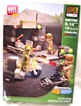 Block Tech  Armed Forces Desert Storm Building Set 138 Blocks 3 Figures ... - $14.99