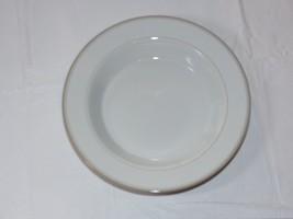 "Dansk Tivoli La Tulipe 1 Salad Soup Bowl 8 3/4"" wide off white~ - $11.87"