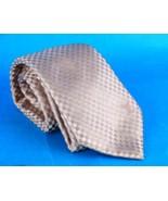 Authentic Louis Vuitton Paris 100% Silk Necktie LV Pink & Gold Silk Tie ... - $147.51