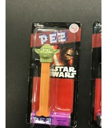 Pez Candy Dispenser: Star Wars YODA With Blister Card- Brand New - $7.08
