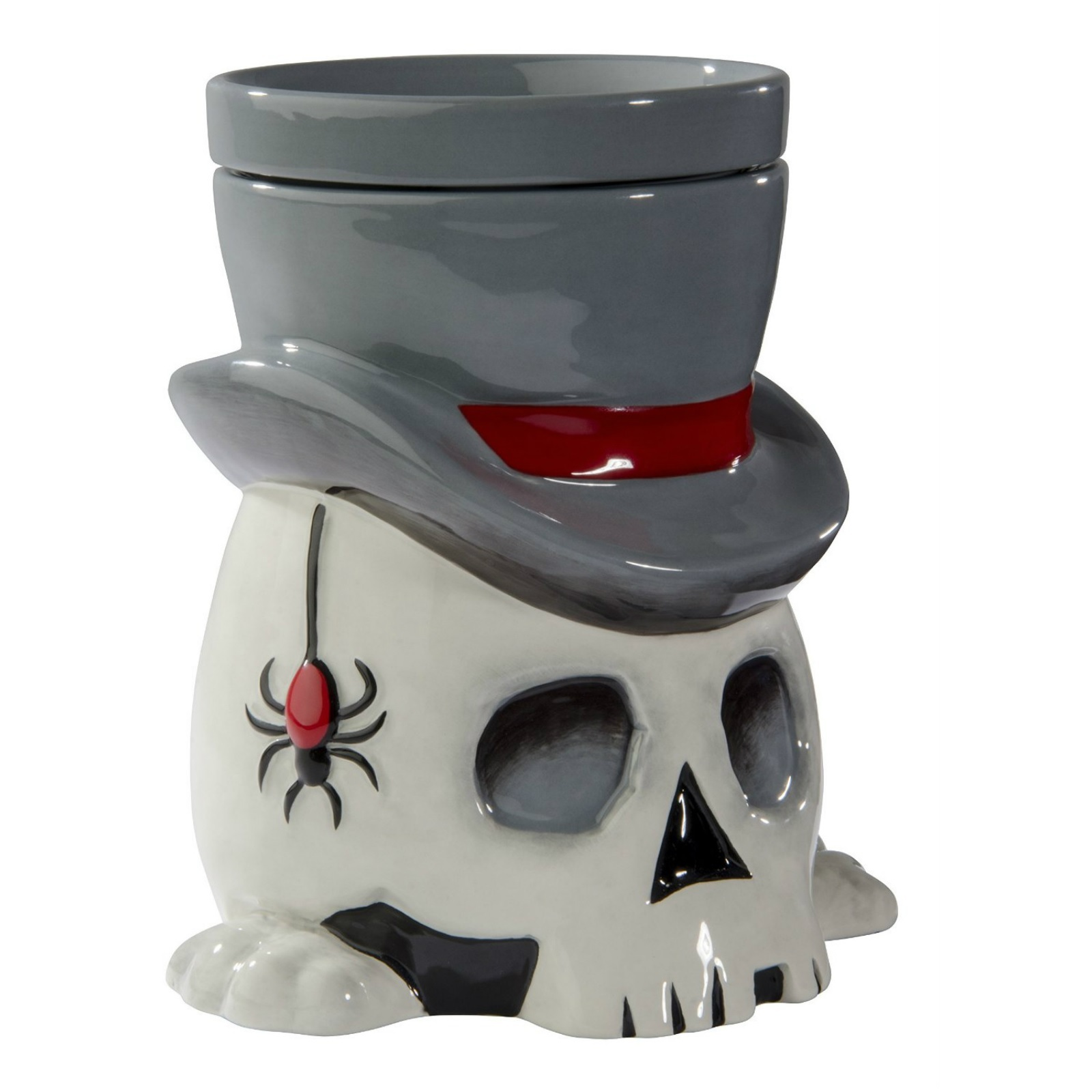 Electric Scented Wax Warmers ~ Full size wax warmer candle electric scented melts skull