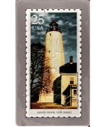 USPS POSTCARD - Lighthouses Commemorative Puzzle series - SANDY HOOK, NE... - $10.00