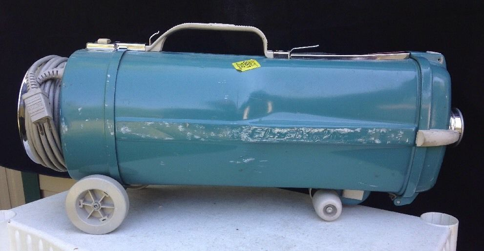Vintage Electrolux Vacuum Cleaner Canister WORKS
