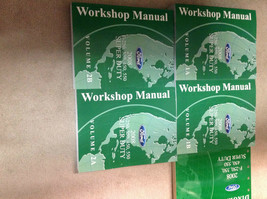 2008 Ford F250 F350 F450 F550 TRUCK Service Shop Repair Manual Set W EWD... - $306.90