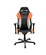 DXRacer OH/DM61/NWO High-Back Desk Chair Boss Office Chair PU Chair(Orange) - $369.00