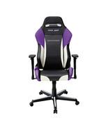 DXRacer OH/DM61/NWV High-Back Desk Chair Boss Office Chair PU Chair(Violet) - $369.00