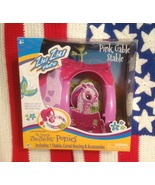 ZHU ZHU PETS PONIES - PINK GABLE STABLE FENCING NEW WOW - $12.98