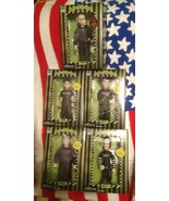 Rare Complete Set Of 5 GOOD CHARLOTTE Action Figures Signed Cards Pick - $250.00