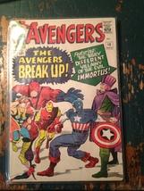Avengers (1963) # 10 VG Very Good Marvel Comics - $109.99