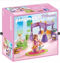 Playmobil Princess Chamber with Cradle  #6851 - $22.76