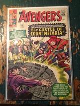 Avengers (1963) # 13 VG Very Good Marvel Comics - $89.99