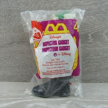 Mcdonalds Disney Inspector Gadget Happy Meal Toy Leg Tool Year 1999 Sealed - $7.80
