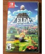 The Legend of Zelda Link's Awakening (Nintendo Switch, 2019) BRAND NEW S... - $43.00