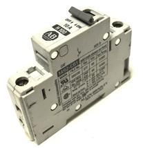 ALLEN BRADLEY H100 1-POLE CIRCUIT BREAKER 10 AMP 240/420 VAC - $14.99
