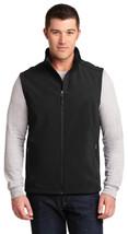 Port Authority J325 Water Resistant Vest - Black - $30.38+