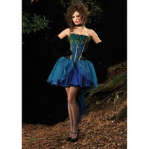 Deluxe Peacock Princess Costume - Medium - Dress Size 8-10 - $207.85