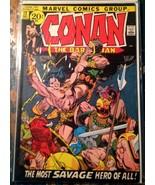 Conan (1970) # 12 VF Very Fine Marvel Comics - $95.99