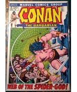 Conan (1970) # 13 VF Very Fine Marvel Comics - $95.99