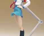 Haruhi: Haruhi Suzumiya Figma No. 002 School Uniform Ver Action Figure Brand NEW