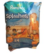 Pampers Splashers Diapers - Size 3-4 - 24 ct - $9.90