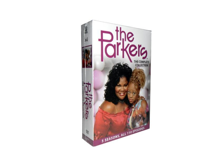 The Parkers Complete Series Seasons 1-5 DVD Box Set 14 Dsic Free Shipping New