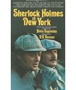 Sherlock Holmes In New York - Paperback ( Ex Cond.) - $35.80