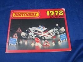 1978 Matchbox Catalogue Lesney Products Catalog - $5.84