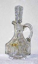 Vintage Cruet with Ground Glass Stopper - $20.00