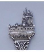 Collector Souvenir Spoon Portugal Lisbon Belém Tower Torre De Belem - $14.99